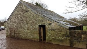 Listed Barn at Grampound Road