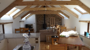 Barn conversion St Mawgan