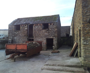 St Mawgan, Newquay Barn conversion
