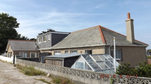 Loft conversion in St Ives under the permitted development rules.